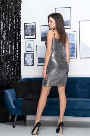 Коктейльное платье 9181e, фото 5