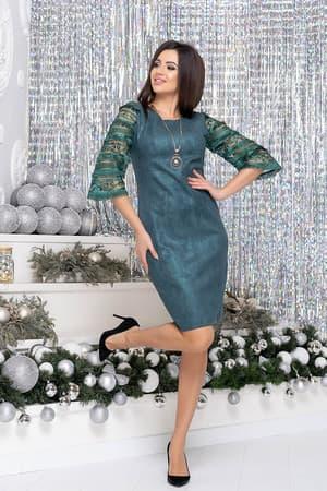 Коктейльное платье Агата, фото 4