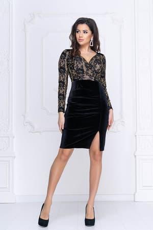 Коктейльное платье Дэми, фото 1