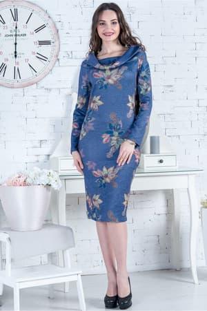 Повседневное платье 6272e, фото 1