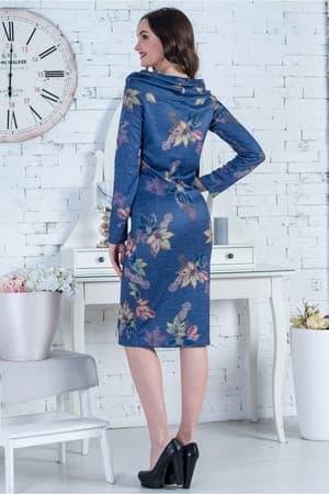 Повседневное платье 6272e, фото 2