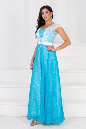 Вечернее платье 6018e, фото 3