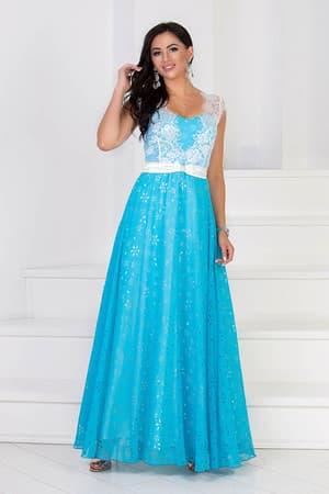 Вечернее платье 6018e, фото 4