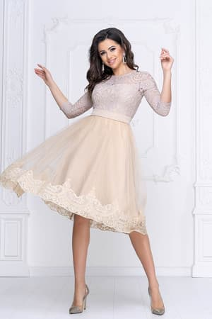 Коктейльное платье 9188e, фото 1