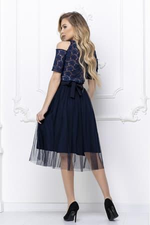 Коктейльное платье 8064e, фото 2