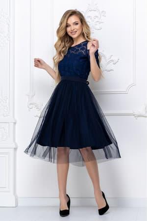 Коктейльное платье 8064e, фото 4