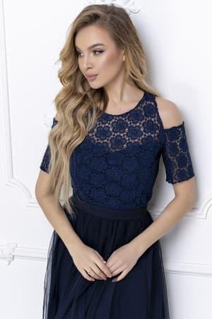 Коктейльное платье 8064e, фото 6
