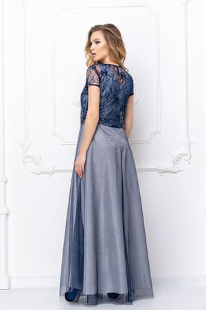 Вечернее платье со съемным топом, фото 2