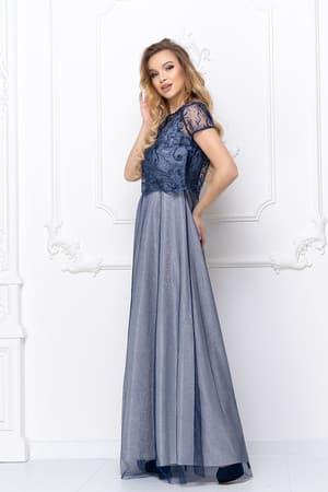 Вечернее платье со съемным топом, фото 3