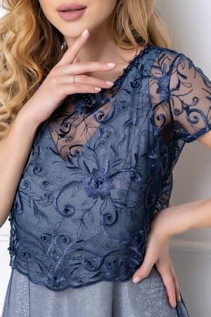 Вечернее платье со съемным топом, фото 6
