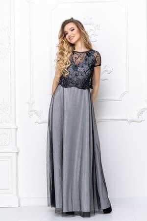 Вечернее платье со съемным топом, фото 4