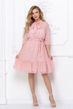 Легкое повседневное платье, фото 1