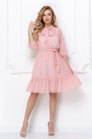 Легкое повседневное платье, фото 2