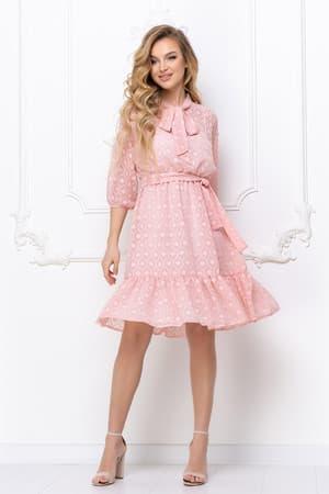 Легкое повседневное платье, фото 4