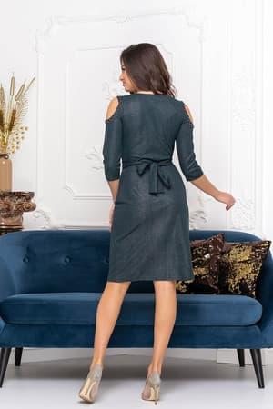 Коктейльное платье 9226e, фото 2