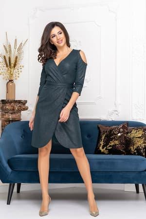 Коктейльное платье 9226e, фото 4