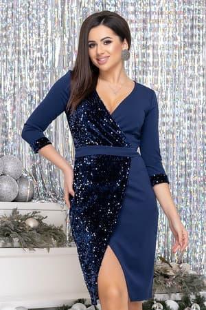Коктейльное платье 9250e, фото 1