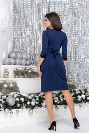Коктейльное платье 9250e, фото 2