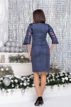 Коктейльное платье Агата, фото 2