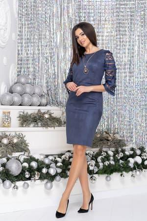 Коктейльное платье Агата, фото 3