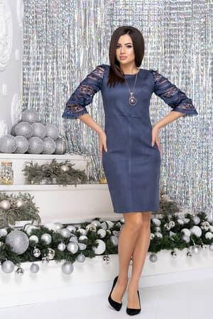 Коктейльное платье Агата, фото 5