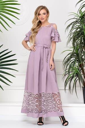 Повседневное платье 9083e, фото 1