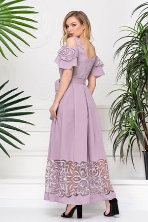 Повседневное платье 9083e, фото 2