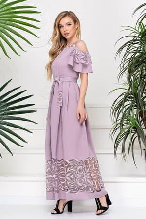 Повседневное платье 9083e, фото 3