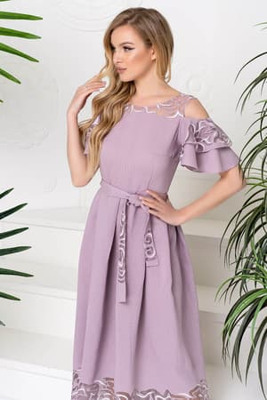 Повседневное платье 9083e, фото 5