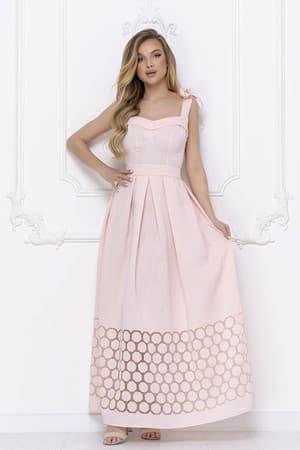 Повседневное платье из льна, фото 1