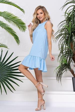 Повседневное платье 20088e, image 3