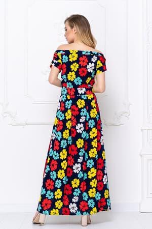 Повседневное платье 5143e, фото 2
