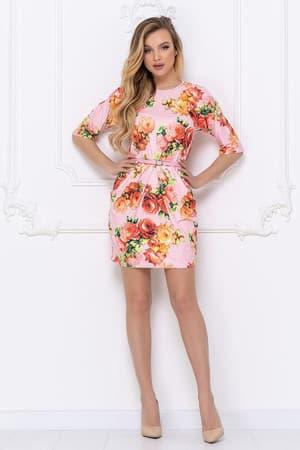 Повседневное платье 6045e, фото 1