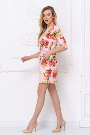 Повседневное платье 6045e, фото 4