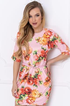 Повседневное платье 6045e, фото 5