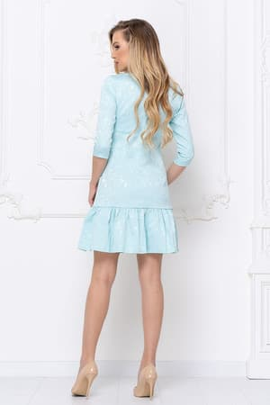 Повседневное платье 7018e, фото 3