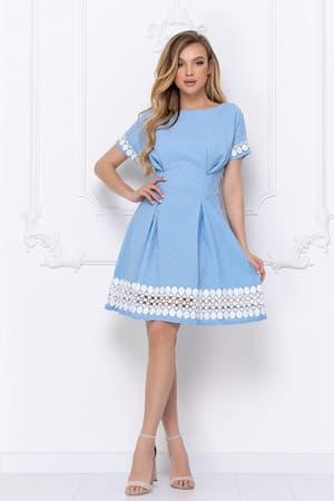 Повседневное платье 7057e, фото 5
