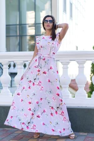 Повседневное платье 9097/1e, фото 1
