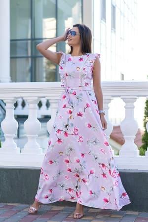 Повседневное платье 9097/1e, фото 4