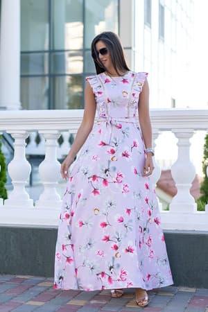 Повседневное платье 9097/1e, фото 5
