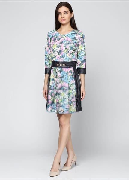 Повседневное платье 5020e, фото 1