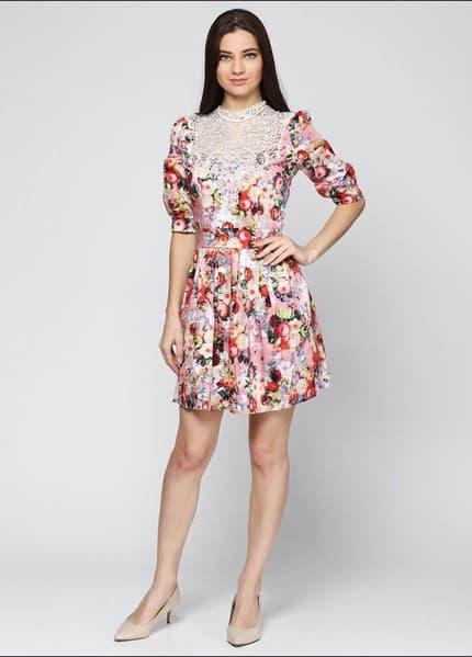 Повседневное платье 5026e, фото 1
