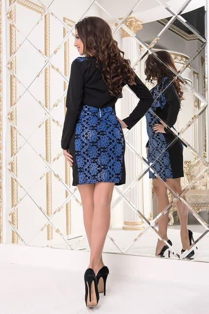 Коктейльное платье 7260e, фото 3