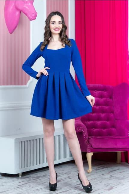 Коктейльное платье 6274e, фото 1