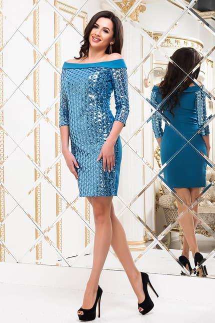 Коктейльное платье 6280e, image 2