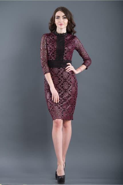 Коктейльное платье 7239e, фото 1