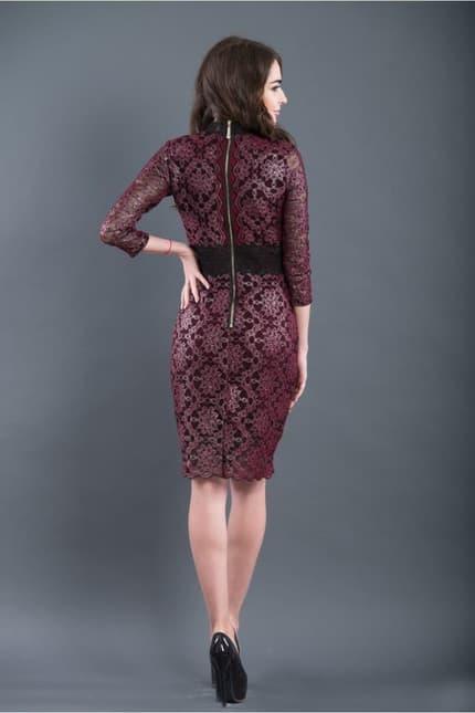 Коктейльное платье 7239e, фото 2