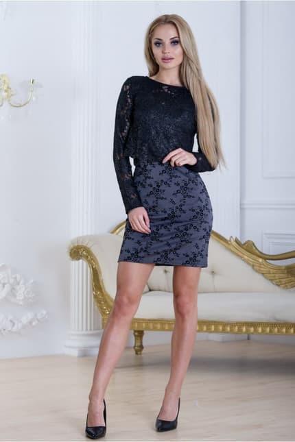 Коктейльное платье 7275e, image 1