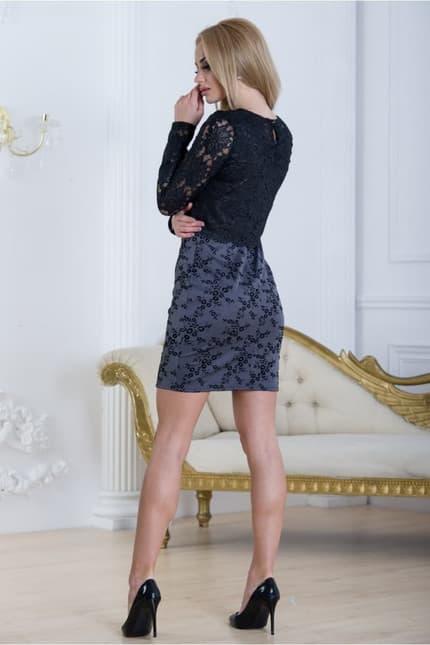Коктейльное платье 7275e, image 2