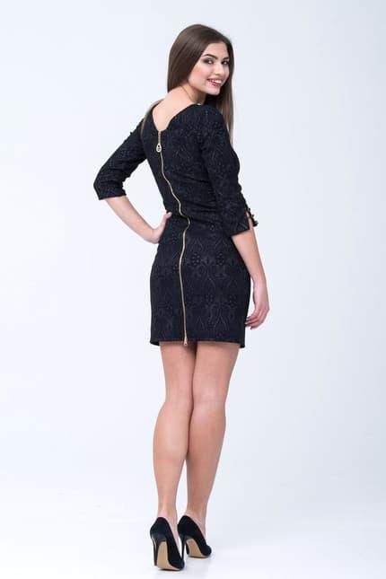 Коктейльное платье 7283e, фото 3